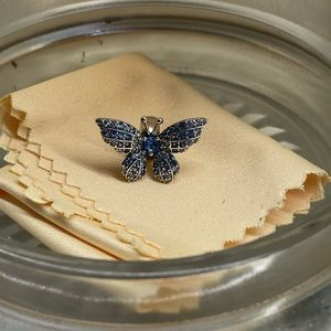 Beautiful butterfly charm! Fits Pandora & others